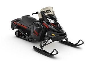 Ski-Doo MX Z TNT E-TEC 600 H.O. Black 2016