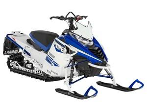 Yamaha SRViper M-TX 153 SE White / Yamaha Blue 2016
