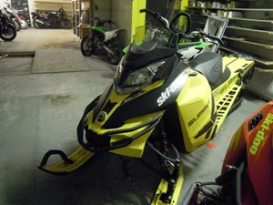 Ski-Doo Summit X E-TEC 800R 154 T3 Package Matte Black / S 2016