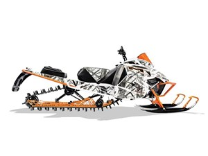 Arctic Cat M 8000 Limited 162 Orange 2017