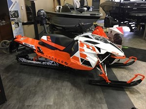 Arctic Cat M 8000 Sno Pro ES 153 Orange 2017