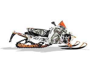 Arctic Cat ZR 9000 Limited 137 Orange 2017