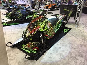 Arctic Cat TSS Turbo M8000 Limited 162 2016