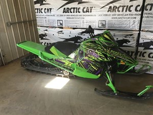 Arctic Cat M 8000 Limited 153 Team Arctic Green 2016