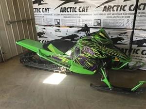 Arctic Cat M 8000 Limited 153 Team Arctic Green 2016