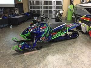 Yamaha TSS Turbo Viper MTX LE 162 2016
