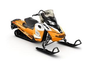 Ski-Doo Renegade Backcountry 600 H.O. E-TEC White / Orange 2017