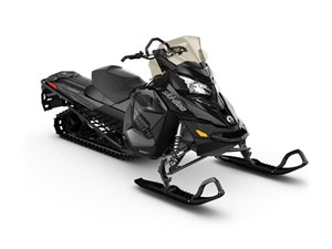 Ski-Doo Renegade Backcountry 600 H.O. E-TEC Black 2017