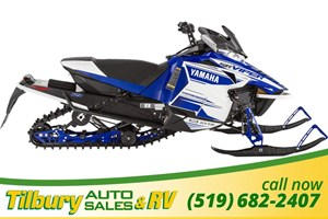 Yamaha SRVIPER STX DX 137 2017