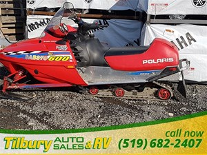 Polaris EDGE ECSP 2001