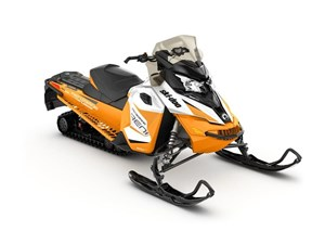 Ski-Doo Renegade Adrenaline 900 ACE White / Orange Crush 2017