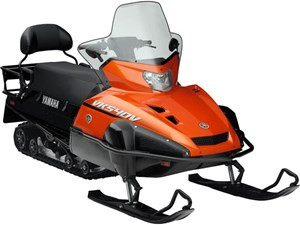 Yamaha VK 540 Vivid Orange Metallic 2017