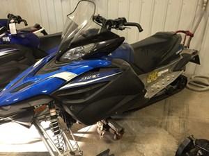 Yamaha Apex XTX 2012