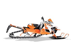 Arctic Cat M 8000 Sno Pro 162 Orange 2017