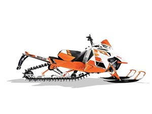 Arctic Cat M 8000 Sno Pro 153 Orange 2017