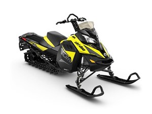 Ski-Doo Summit SP 800R E-TEC 146 Sunburst Yellow / Black 2017