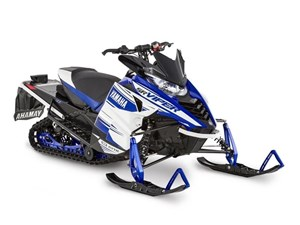 Yamaha SRViper L-TX SE White / Yamaha Blue 2017