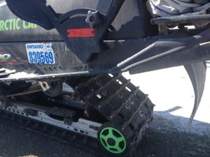 Arctic Cat 600 Tripple Touring 1999