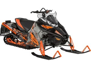 Yamaha Sidewinder X-TX SE 141 Orange / Grey 2017