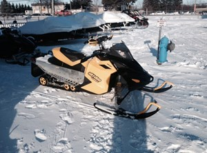 Ski-Doo MXZ 800 Power Tec 2007