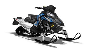 Polaris 600 SWITCHBACK ASSAULT 144 ES- BLACK PEARL / 37$/s 2017