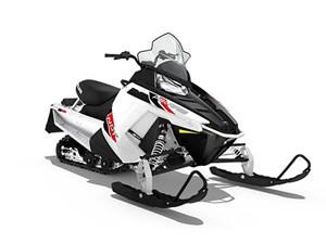 Polaris 550 INDY ES - WHITE LIGHTNING / 26$/sem garantie 2 2017