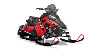 Polaris 600 RUSH XCR - INDY RED / 36$/sem garantie 2 ans 2017