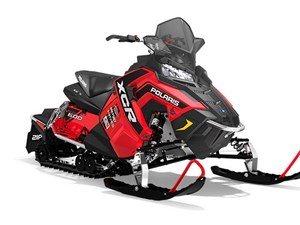 Polaris 600 RUSH XCR - INDY RED / 37$/sem garantie 2 ans 2017