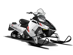 Polaris 550 INDY 144 ES - WHITE LIGHTNING / 27$/sem garant 2017