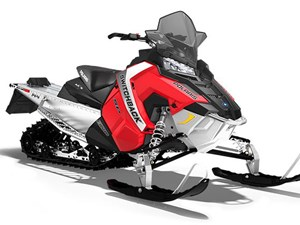 Polaris 600 SWITCHBACK SP 144 ES - INDY RED / 36$/sem gara 2017