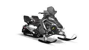 Polaris 600 SWITCHBACK ADVENTURE - TITANIUM / 37$/sem gara 2017