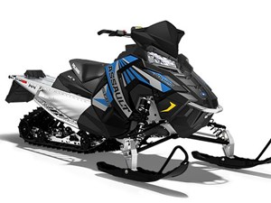 Polaris 600 SWITCHBACK ASSAULT 144 - BLACK PEARL / 37$/sem 2017