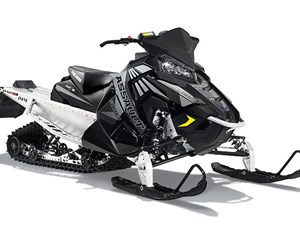 Polaris 800 SWITCHBACK ASSAULT 144 - BLACK PEARL / 40$/sem 2017