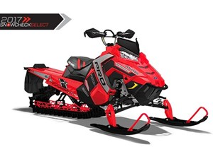"Polaris 800 PRO RMK 163 3"" - SNOWCHECKSELECT / 44$/se 2017"