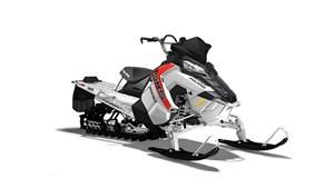 Polaris 800 SKS 155 ES - WHITE LIGHTNING / 41$/sem garanti 2017