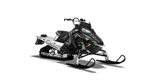 Polaris 800 RMK ASSAULT 155  ES - BLACK PEARL / 40$/sem ga 2017
