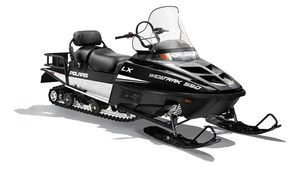 Polaris 550 WIDETRAK LX ES - BLACK / 30$/sem garantie 2 an 2017