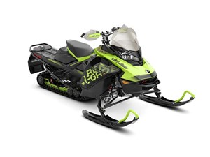 Ski-Doo Renegade® X® 850 E-TEC® - Manta Green/Black 2018