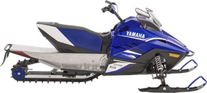 Yamaha Snoscoot 2017
