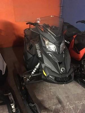 Ski-Doo Renegade Adrenaline 900 ACE  Black 2017
