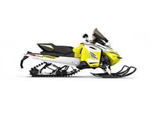 Ski-Doo MXZ® TNT® ROTAX® 600 H.O. E-TEC® White & Sunburst  2017