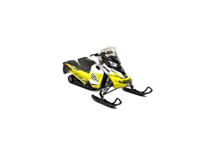 Ski-Doo MXZ® TNT® ROTAX® 1200 4-TEC White & Sunburst Yello 2017