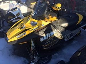 Ski-Doo MX Z Adrenaline 500 SS 2007