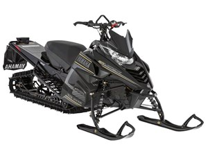 Yamaha SRViper M-TX 162 Black / Gold 2016