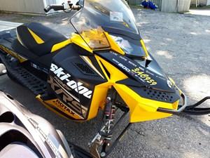 Ski-Doo MXZ XRS 800 2012