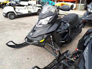 Ski-Doo MX Z® X Rotax® E-TEC® 800R - Matte Black 2014