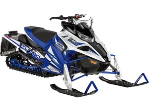 Yamaha Sidewinder X-TX SE 141 Racing Blue / White 2018