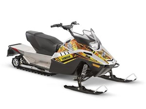 Yamaha SnoScoot Flashy White 2018