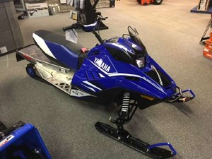 Yamaha SnoScoot Racing Blue 2018