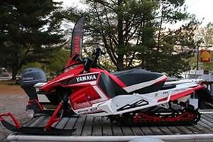 Yamaha SR Viper MTX 141 TURBO 2016